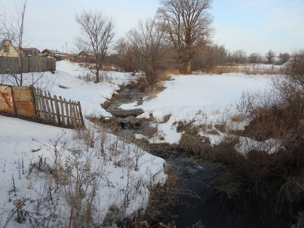 река Латрык Михайловка