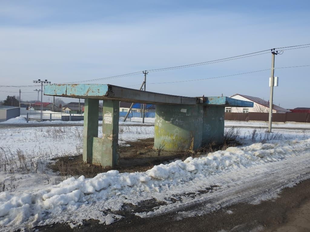 Михайловка остановка