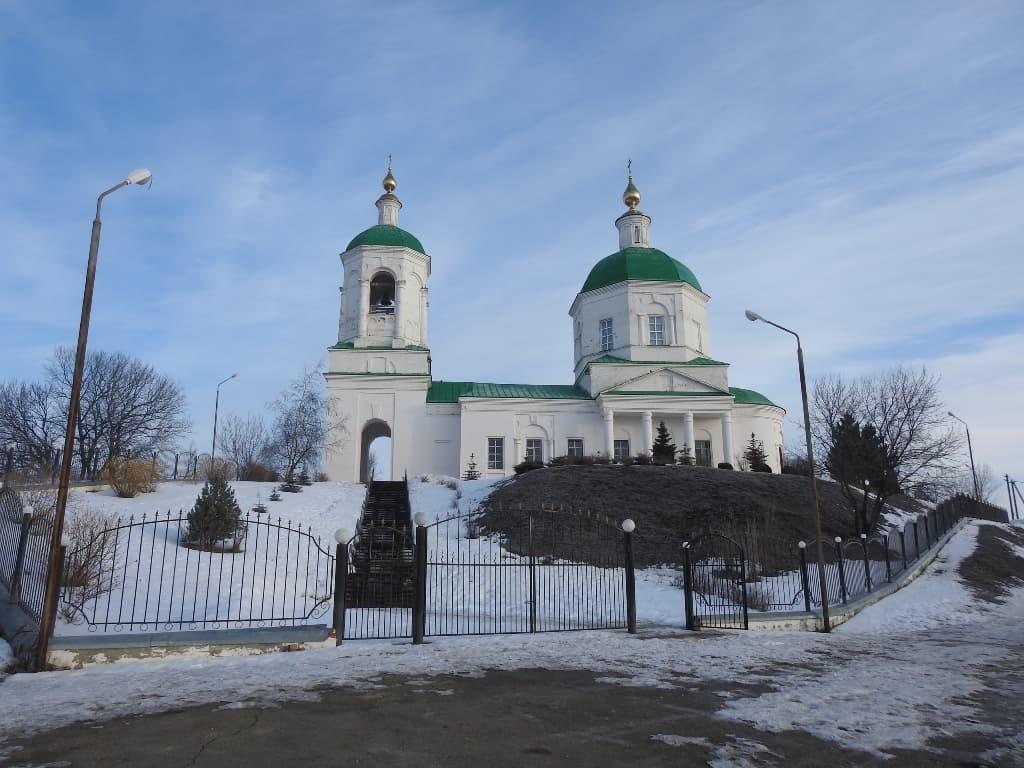 Храм Михайловка