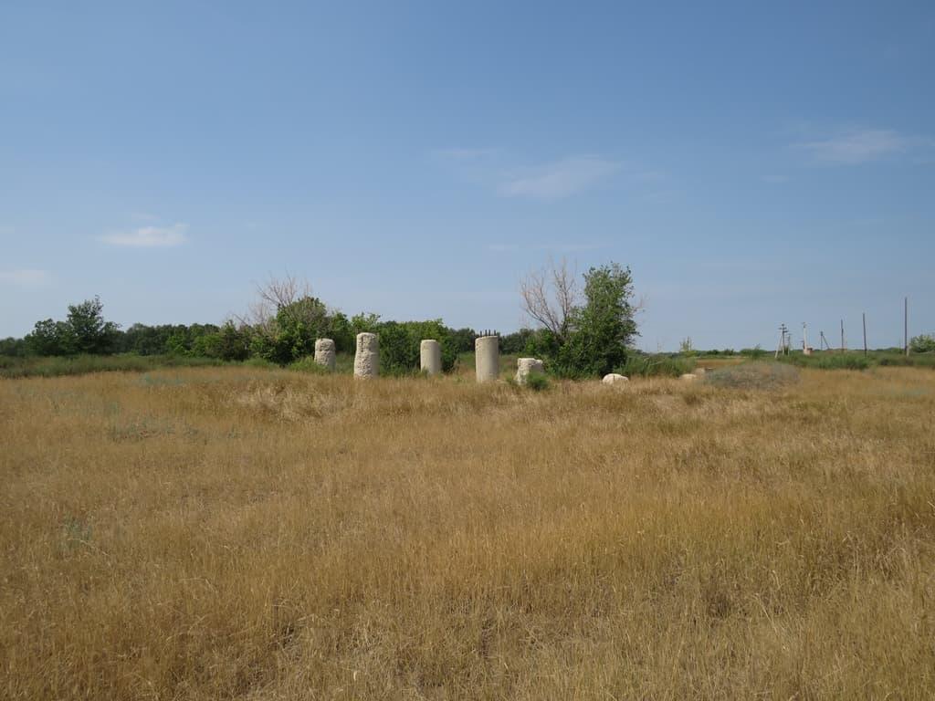 Руины хозяйства