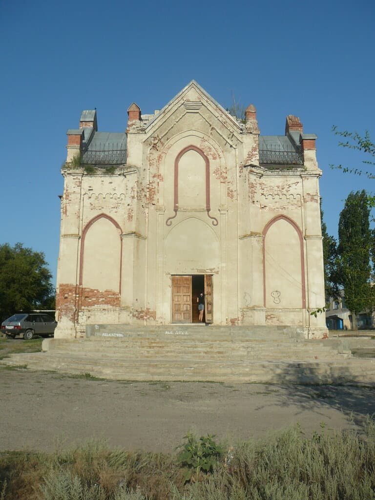 Храм Раскатово