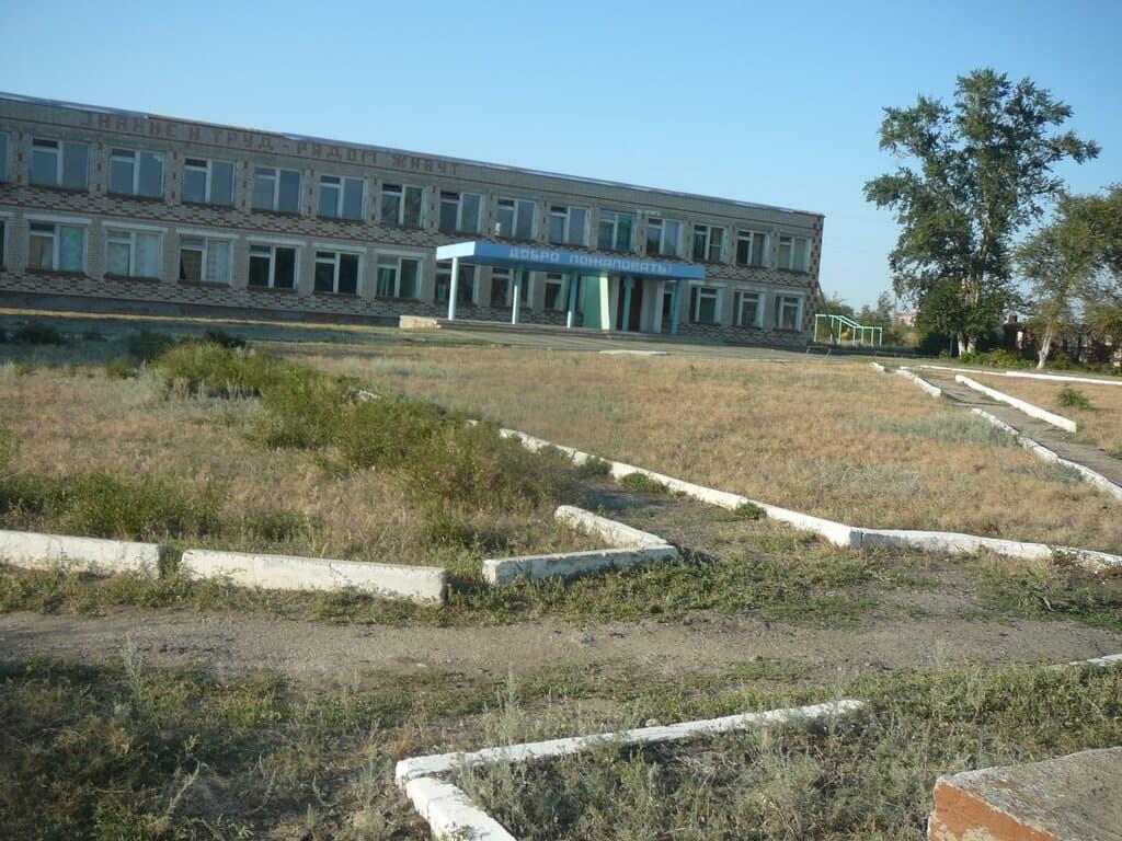 Школа Раскатово