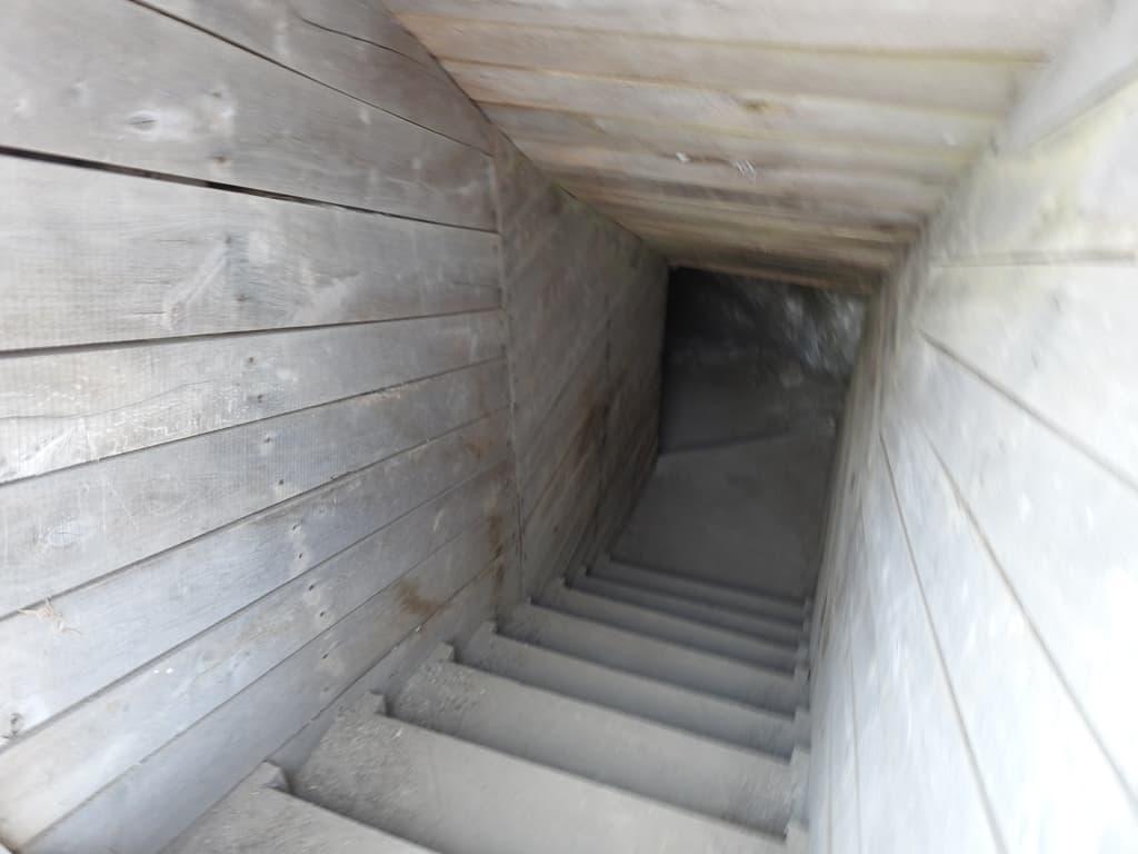 Вход в пещеру Ураков Бугор