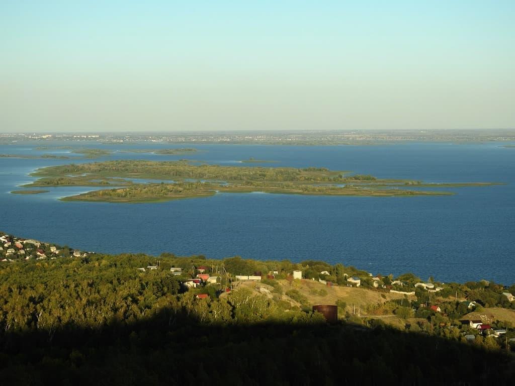 Волжские острова