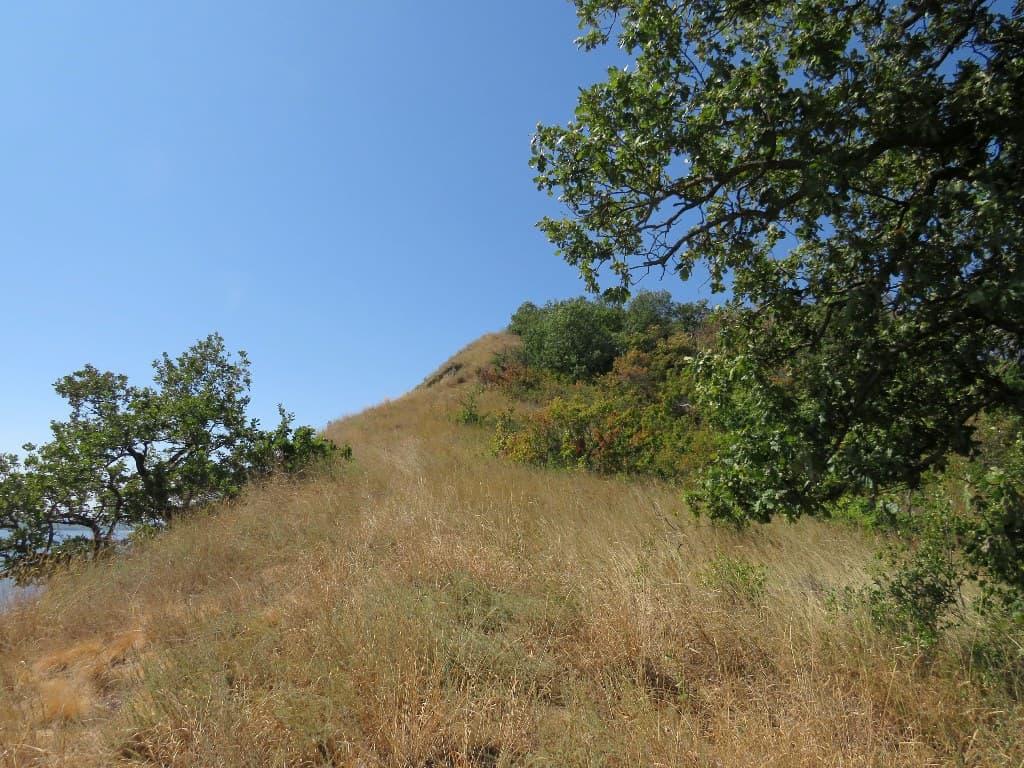 Подъём на холм