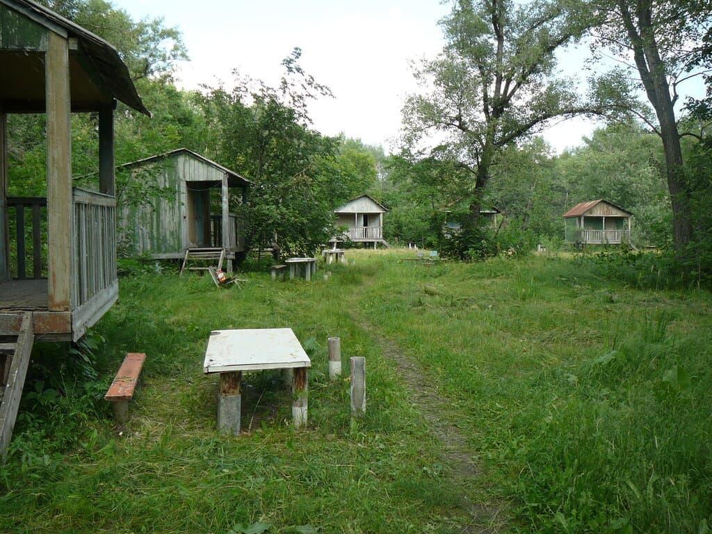 Турбаза Аленка Пономаревские острова